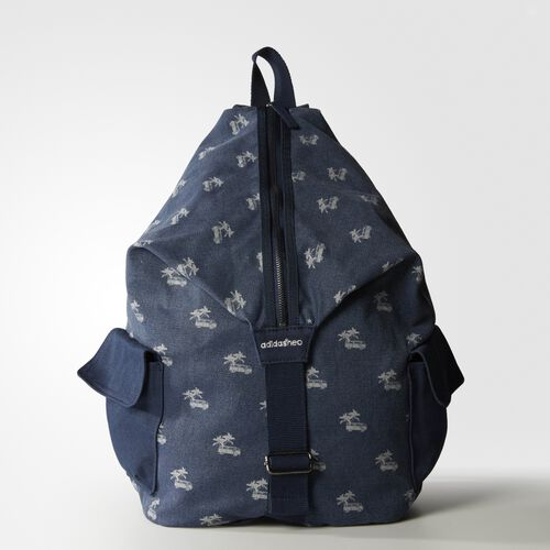 adidas - Graphic Backpack Collegiate Navy AK2451