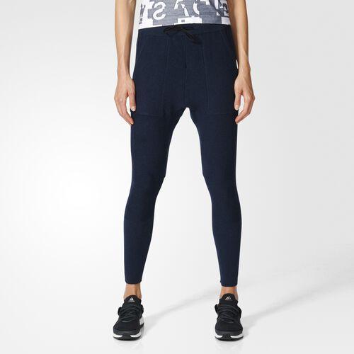 adidas - Icon Pants Deep Blue Melange S95571
