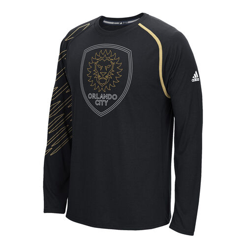 adidas - Orlando SC Graphic Performance Tee ORLDO CITY MLS1 M94858