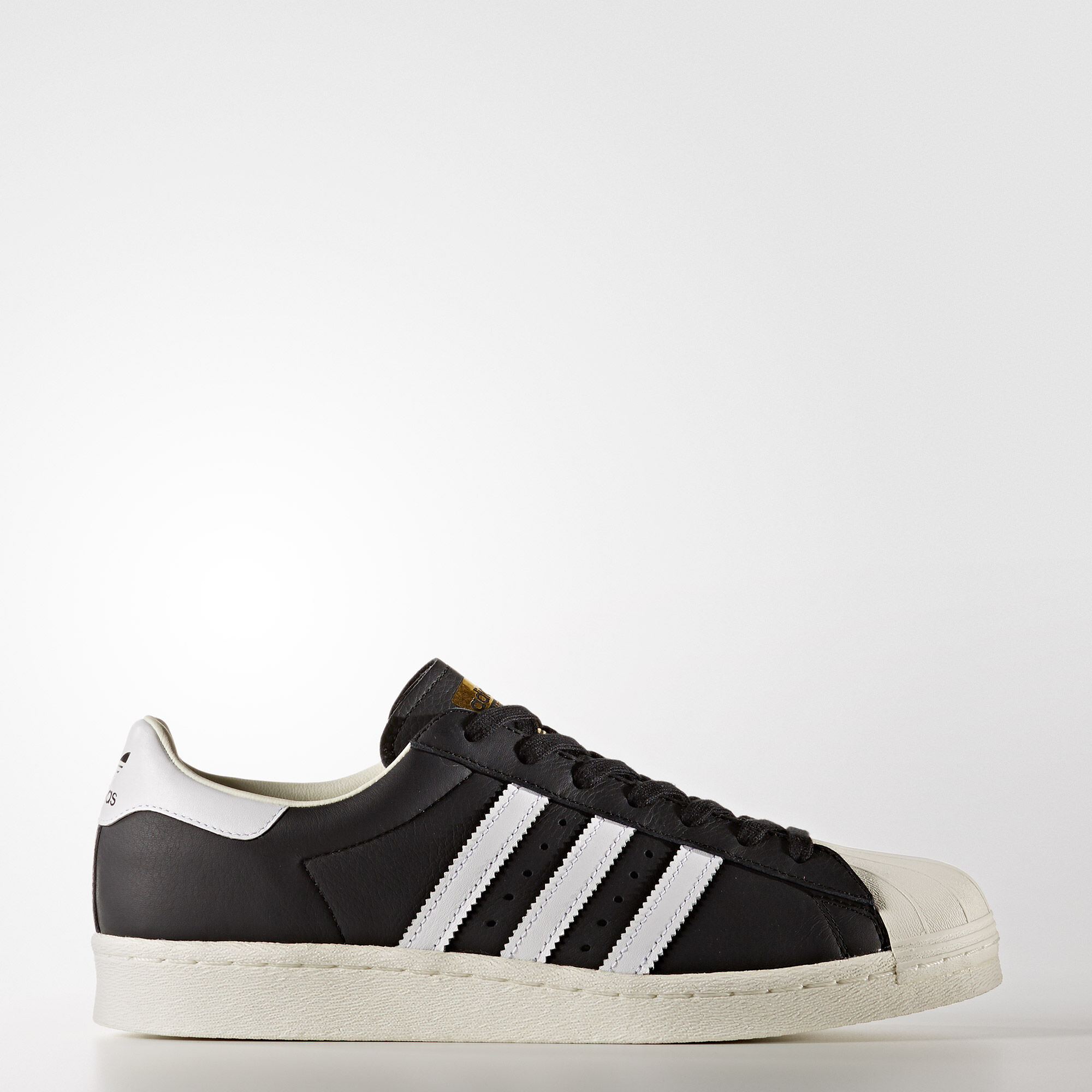 adidas Superstar Boost Shoes Core Black Running White Ftw Gold Metallic BB0189
