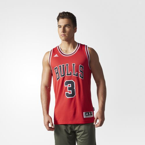adidas - Bulls Swingman Jersey MULTI CC2534