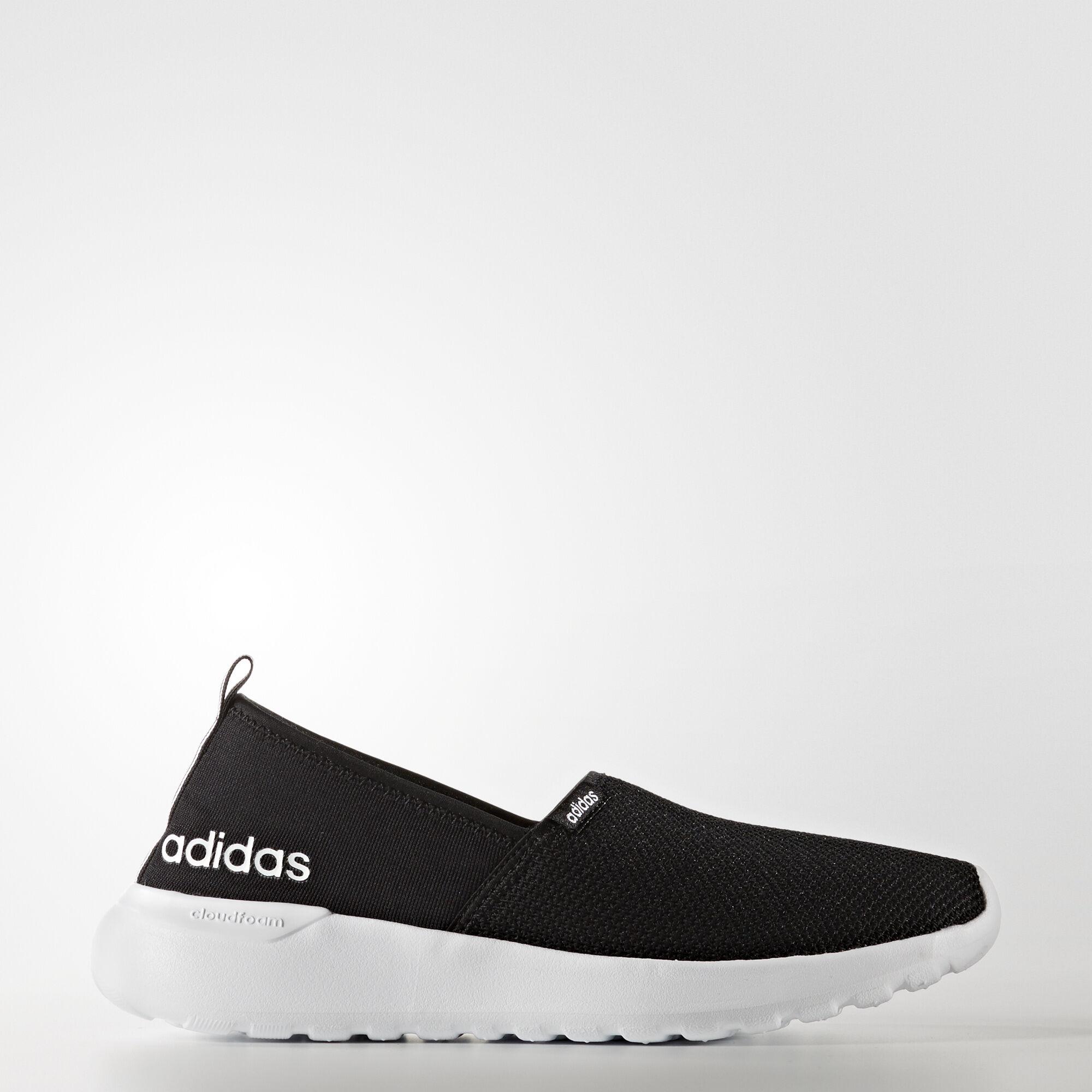 5dede64f6 adidas neo cloudfoam slip on