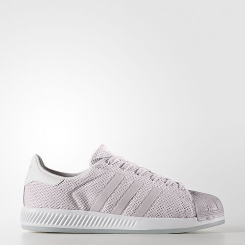 adidas - Superstar Bounce Shoes Ice Purple  /  Ice Purple  /  Running White Ftw BB2293