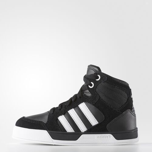 adidas - BBNEO Raleigh Shoes Core Black  /  Running White  /  Running White F38137