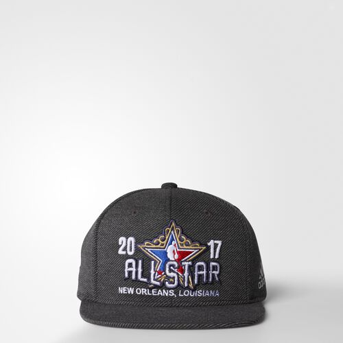 adidas - All-Star On-Court Snap-Back Hat Black CP4900