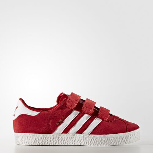 adidas - Gazelle 2.0 Shoes Scarlet  /  Running White Ftw  /  Running White Ftw S32248