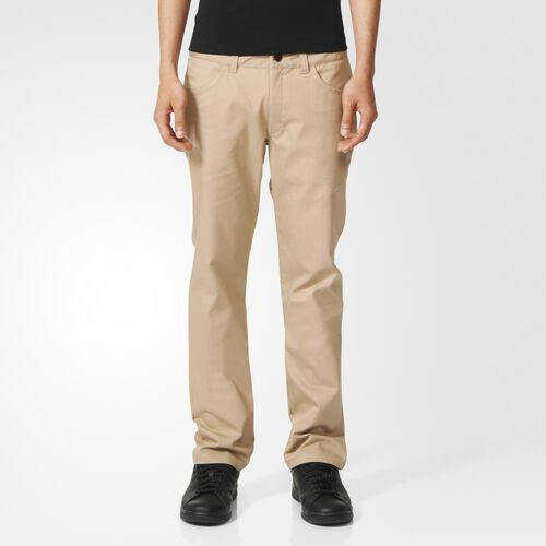 adidas - Five-Pocket Stretch Twill Pants St Cargo  Khaki AB7979
