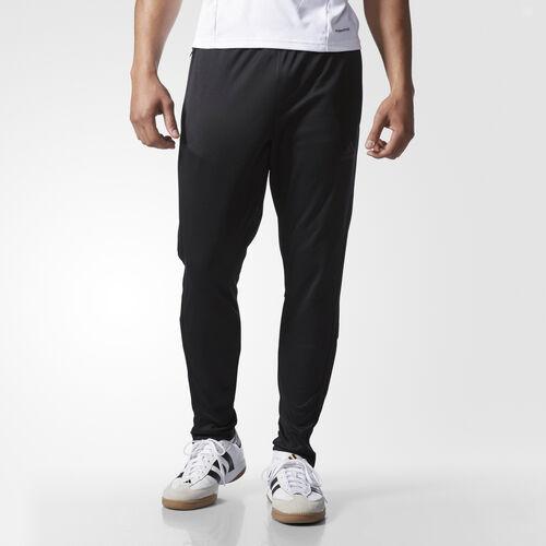 adidas - Urban Soccer Pants Black  /  Black  /  Grey AP1258