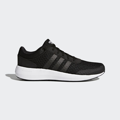 adidas - Cloudfoam Race Shoes Core Black  /  Core Black  /  Running White Ftw AW5321