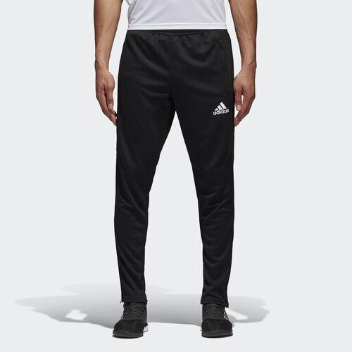 adidas - Tiro 17 Training Pants Black  /  White BK0348