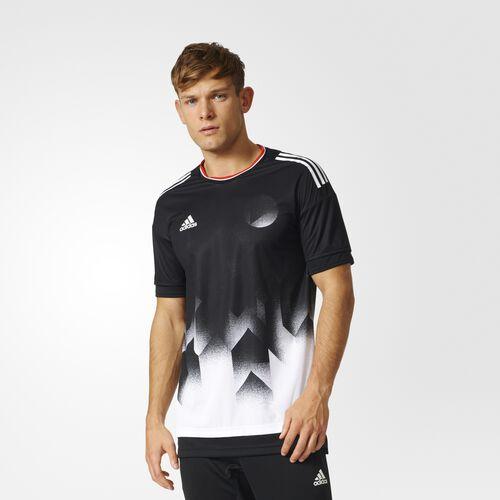 adidas - Tango Future Layered Jersey Black  /  White BS3812