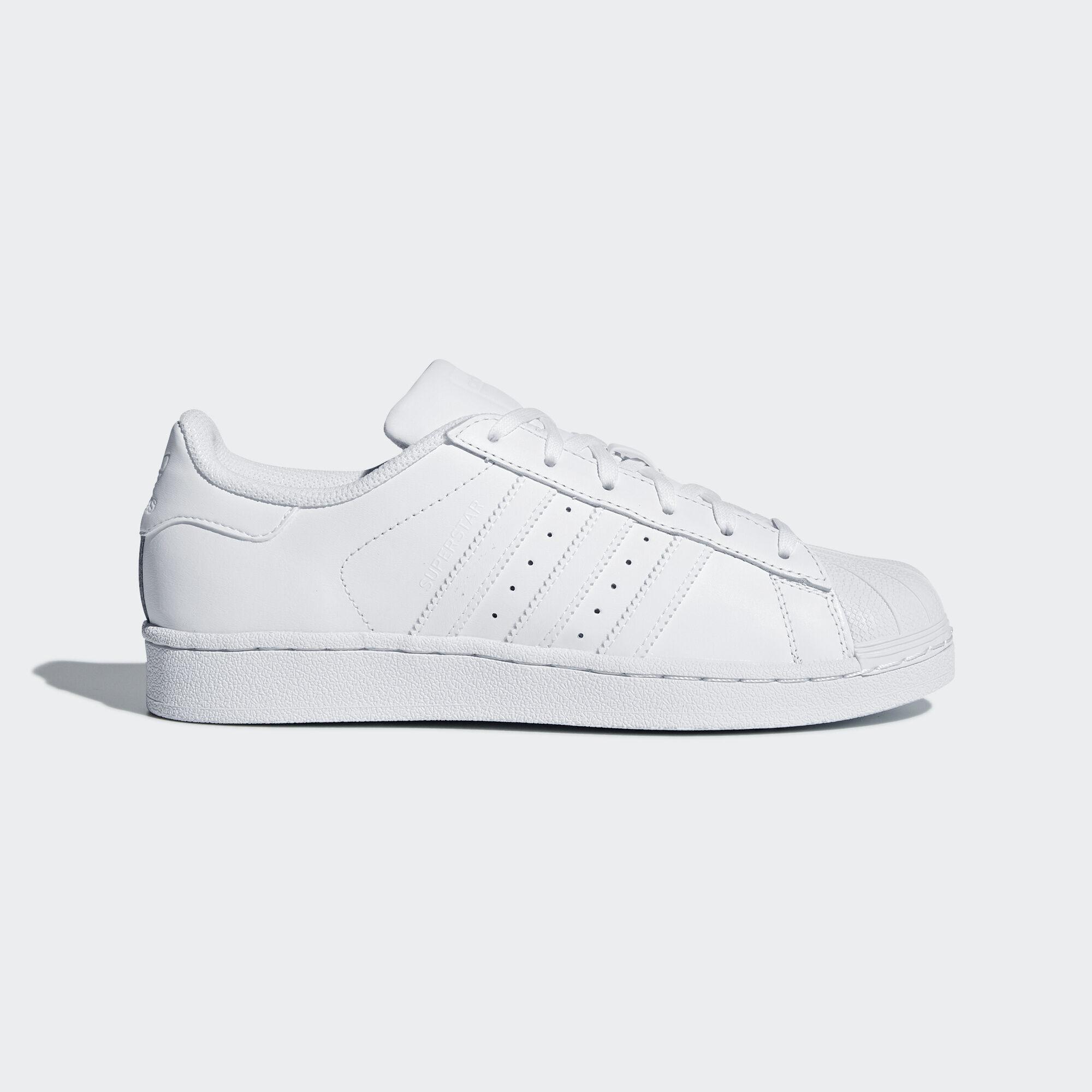 Adidas Superstar White Colour