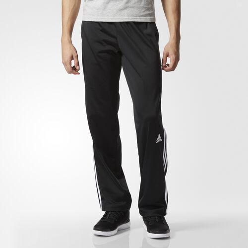 adidas - 3-Stripes Pants Black  /  White AP0424