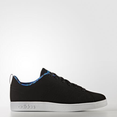 adidas - VS Advantage Clean Shoes Core Black  /  Black  /  Solar Blue AW4122