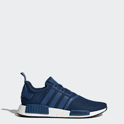 adidas - NMD_R1 Shoes Blue Night  /  Blue Night  /  Black BY3016