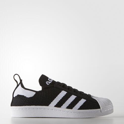 adidas - Superstar 80s Primeknit Shoes Core Black AQ2881