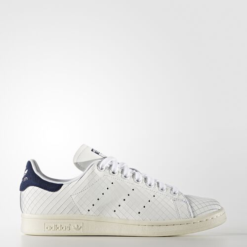 adidas - Stan Smith Shoes Running White Ftw  /  Running White Ftw  /  Collegiate Navy S32259