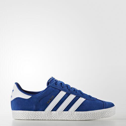 adidas - Gazelle 2.0 Shoes Collegiate Royal  /  Running White  /  Running White BA9317