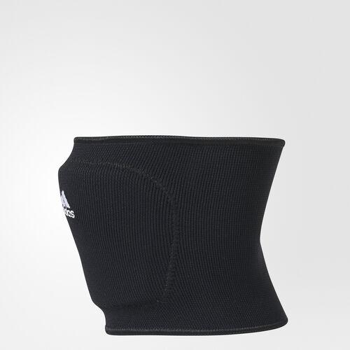 """adidas - 5"""" Knee Pads Black  /  White S98577"""
