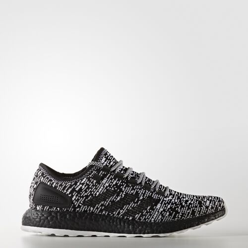 adidas - PureBOOST LTD Shoes Core Black  /  Black  /  Running White S80704