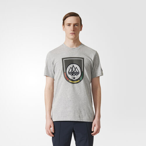 adidas - Mod Trefoil Tee Medium Grey Heather BQ2561