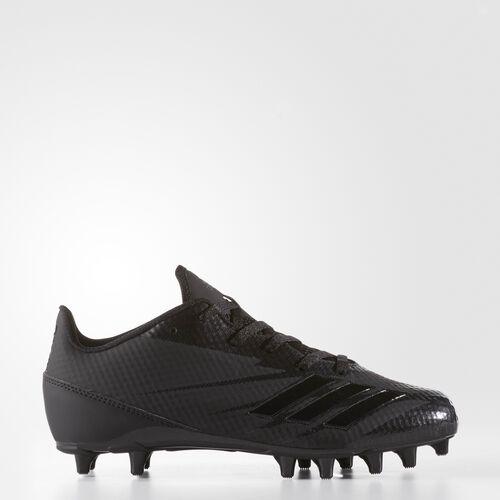 adidas - adizero 5-Star 6.0 Cleats Core Black  /  Black  /  Black BW0900
