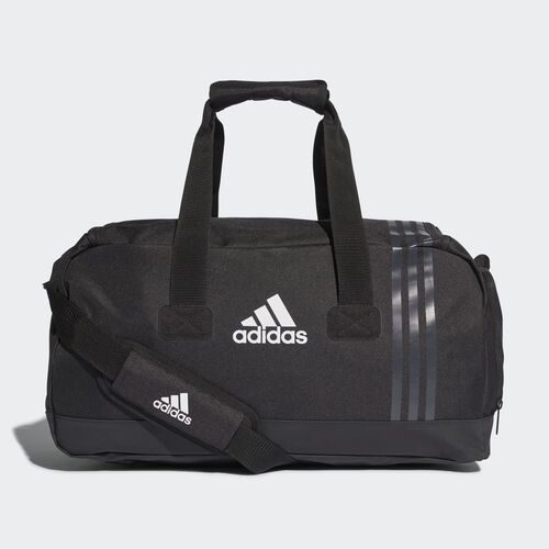 adidas - Tiro Team Bag Small Black  /  Grey  /  White B46128