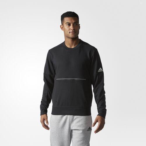 adidas - Sport ID Crew Sweatshirt Black BQ1775