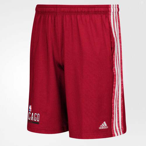 adidas - Bulls Team Issue Shorts Red AM0038