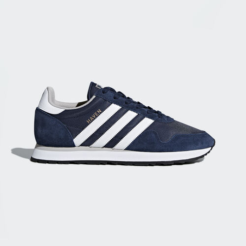 adidas - Haven Shoes Collegiate Navy  /  Running White  /  Clear Granite BB1280
