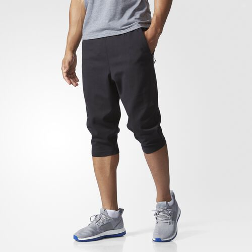 adidas - adidas Z.N.E. Three-Quarter Pants Black S94821