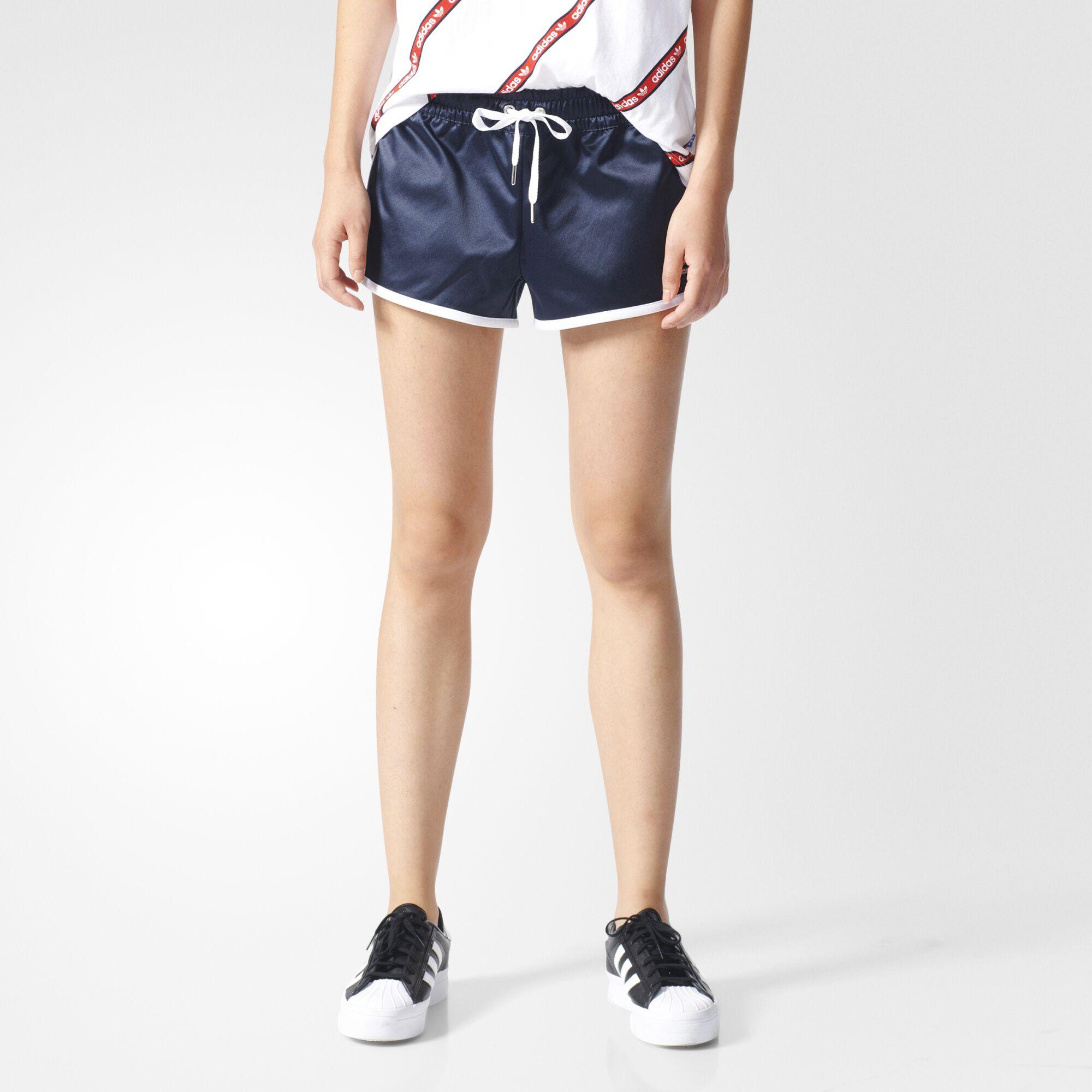 Plus Size Adidas Shorts