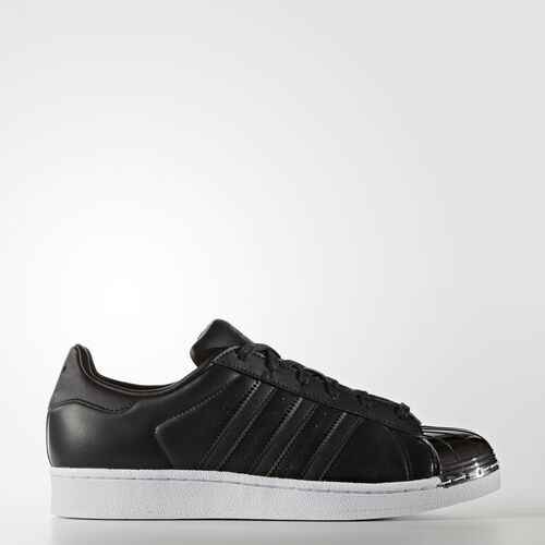 adidas - Superstar 80s Shoes Core Black  /  Core Black  /  Running White Ftw BY2883