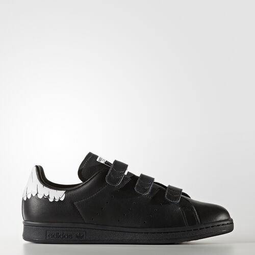 adidas - Stan Smith Shoes Core Black  /  Core Black  /  Running White BY2974