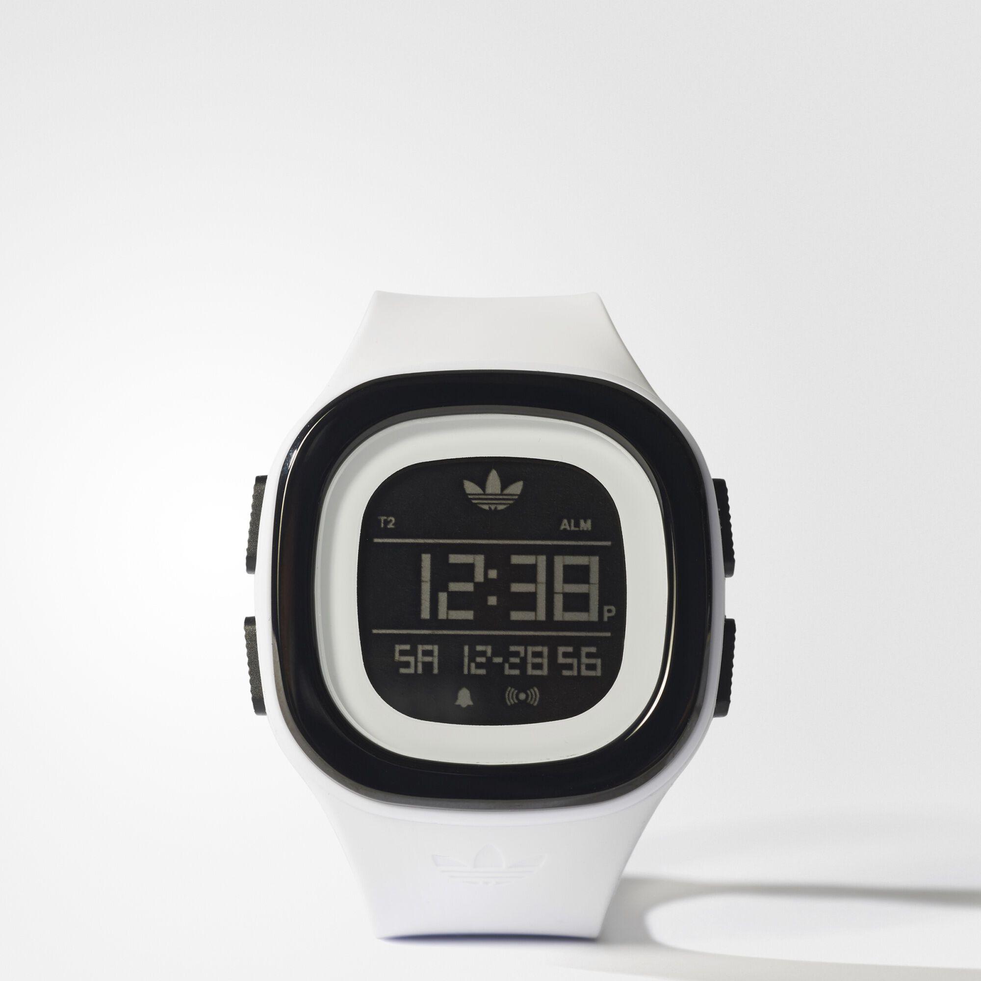 how to adjust adidas watch