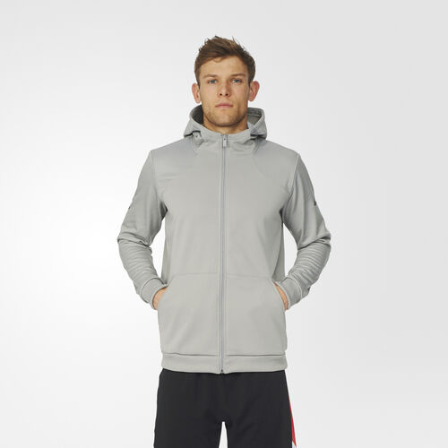 adidas - D Rose 773 Hoodie Multi Solid Grey AX8359