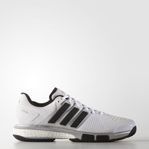 adidas - Tennis Energy Boost Shoes Running White Ftw  /  Core Black  /  Silver Metallic AQ2293