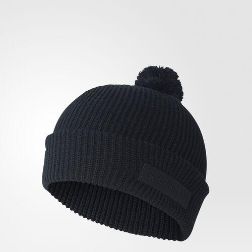 adidas - Pompom Beanie Black BR2702