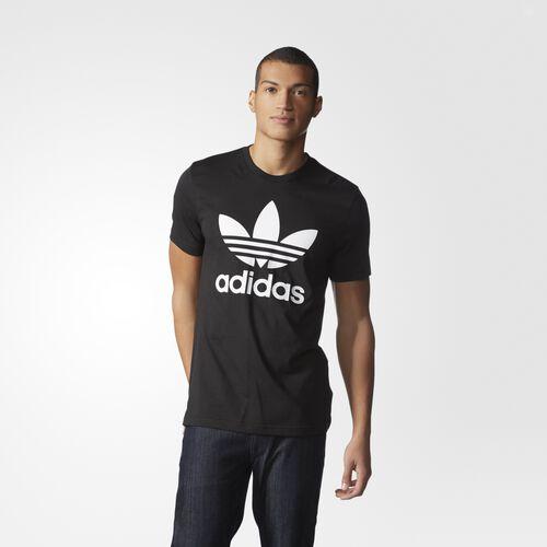 adidas - Trefoil Tee Black AJ8830