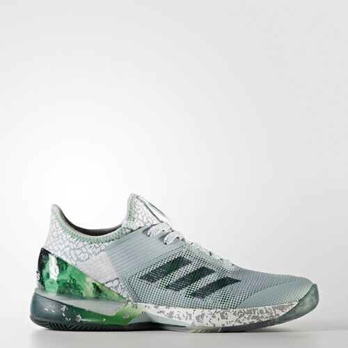 adidas - adizero Ubersonic 3.0 Jade Shoes Tactile Green  /  Forest  /  Fairway BY1617