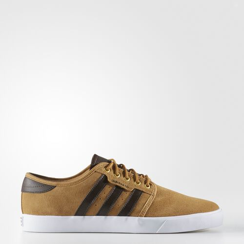 adidas - Seeley Shoes Mesa  /  Dark Brown  /  Running White Ftw BB8457
