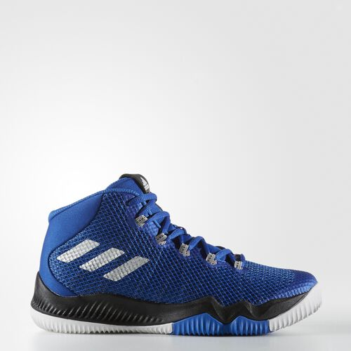 adidas - Crazy Hustle Shoes Collegiate Royal  /  Silver Metallic  /  Blue BW0511