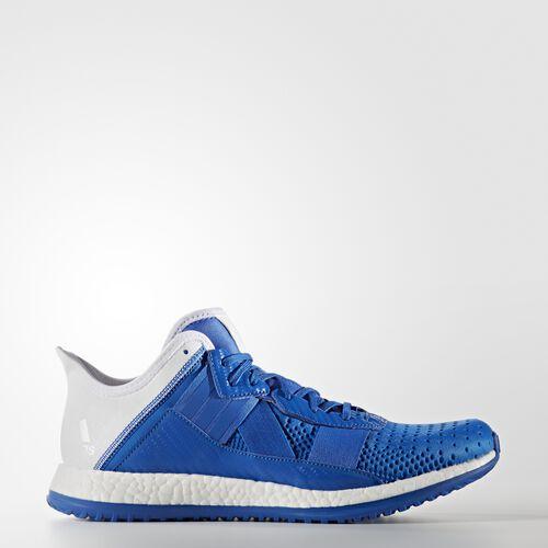 adidas - PureBoost ZG Trainer Shoes Blue  /  Running White  /  Black S76726