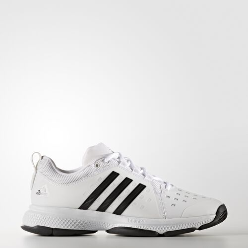 adidas - Barricade Classic Bounce Shoes Running White Ftw  /  Black  /  Running White BY2919