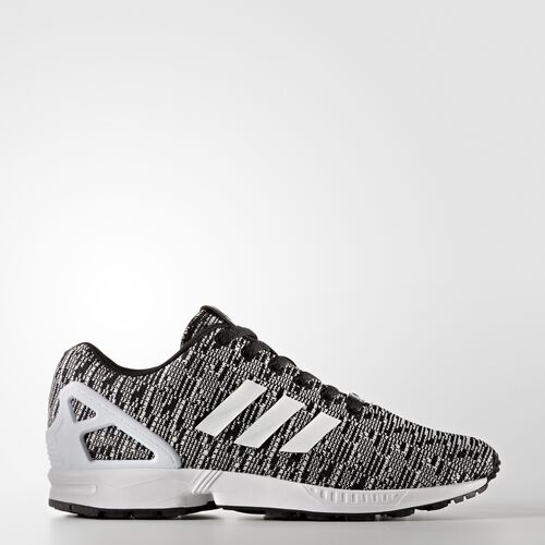 adidas - ZX Flux Shoes Core Black  /  Running White Ftw  /  Running White Ftw BB2166