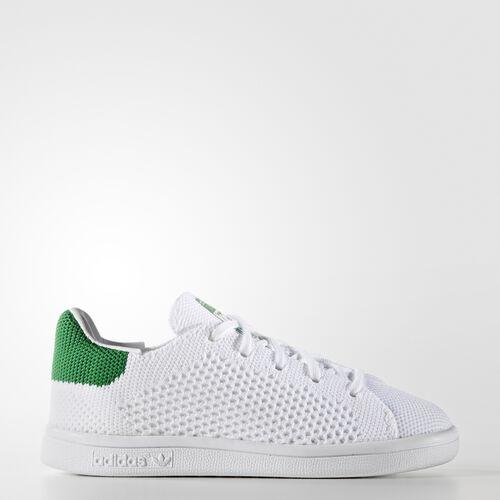 adidas - Stan Smith Primeknit Shoes Running White Ftw  /  Running White  /  Fairway S75353
