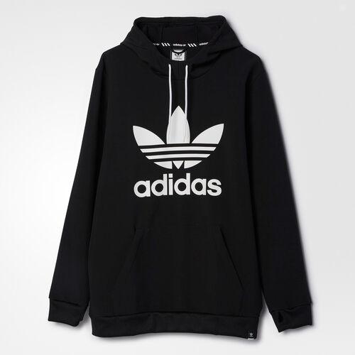 adidas - Team Tech Hoodie Black AB7939