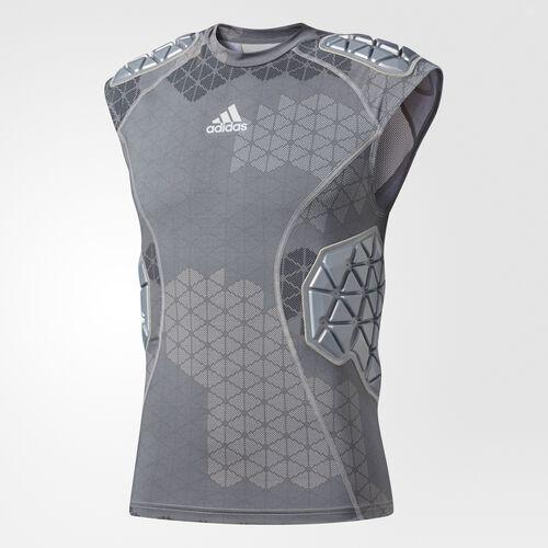 adidas - Techfit Ironskin Five-Pad Shirt MULTI AT8854