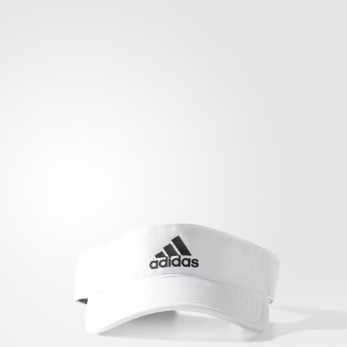 adidas - Climalite Visor White  /  White  /  Black AJ9305