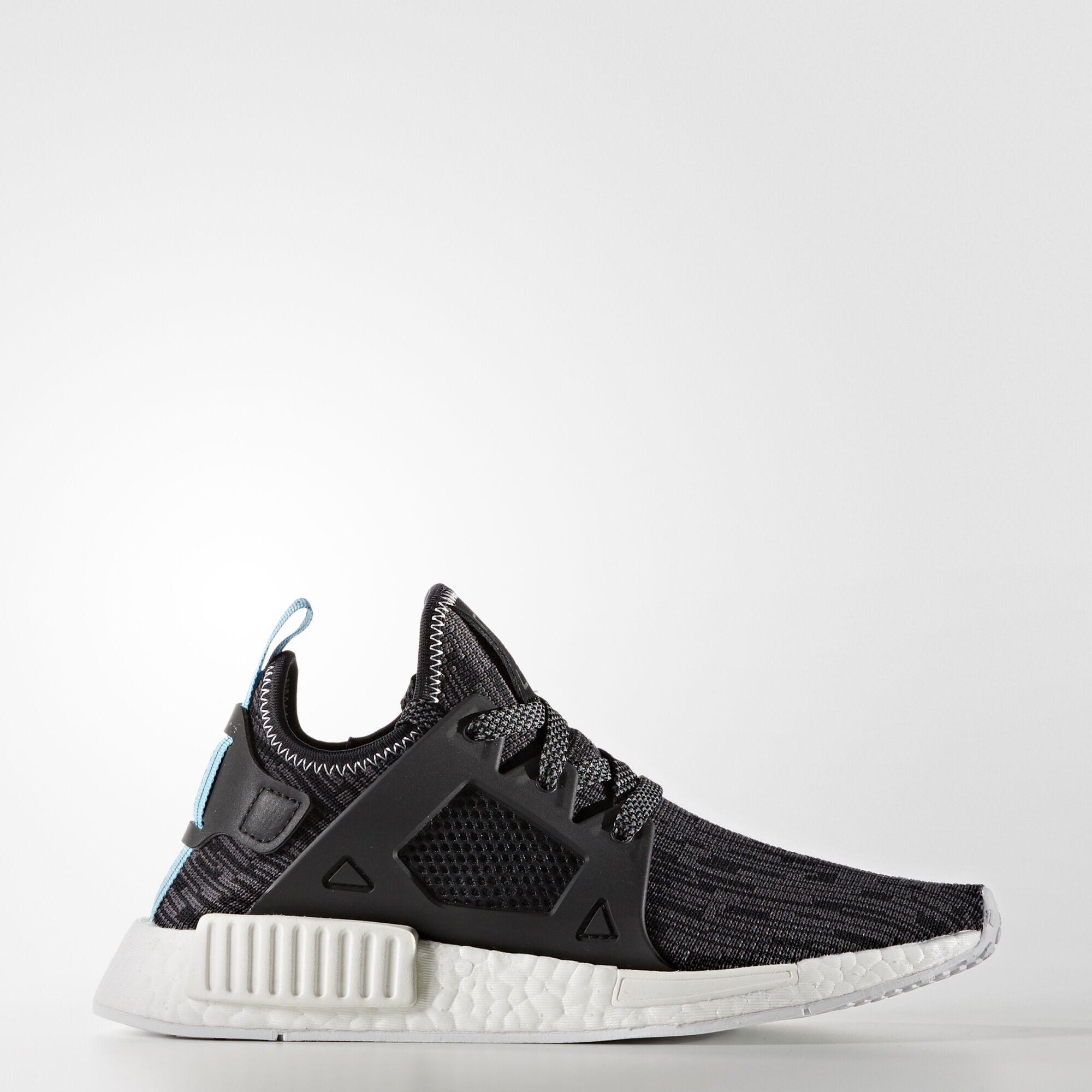 adidas nmd xr1 primeknit shoes black adidas us. Black Bedroom Furniture Sets. Home Design Ideas